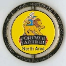 FL Conference NORTH Area - Spinner Pin - Oshkosh 2014