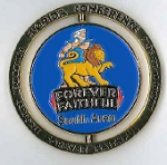 FL Conference SOUTH Area - Spinner Pin - Oshkosh 2014