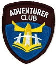 Adventurer PATCH ( Triangle )
